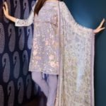 Khaadi Winter Collection 2016 Design # P16839