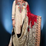 Khaadi Winter Collection 2016 Design # P16844
