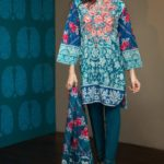 Khaadi Winter Collection 2016 Design # P16847