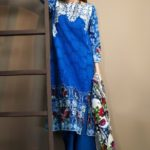 Khaadi Winter Collection 2016 Design # P16852