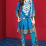 Khaadi Winter Collection 2016 Design # P16855