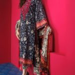Khaadi Winter Collection 2016 Design # P16856
