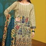 Khaadi Winter Collection 2016 Design # P16857
