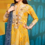 Khaadi Winter Collection 2016 Design # P16858