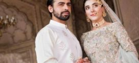 Urwa and Farhan Wedding Pic